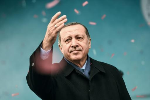 Erdogan warns Netherlands after minister's expulsion