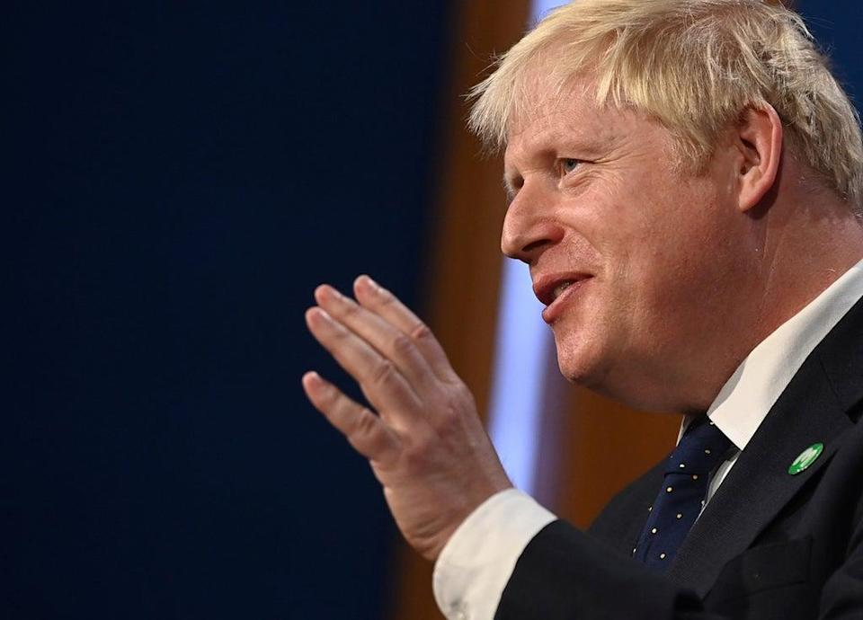 Prime Minister Boris Johnson has faced criticism over his handling of the pandemic (Toby Melville/PA) (PA Wire)
