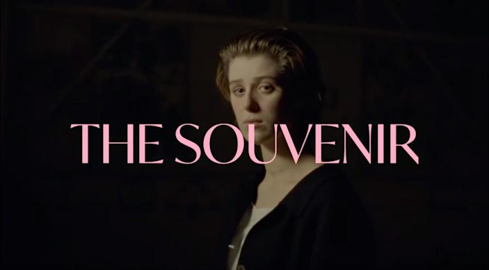 the souvenir movie