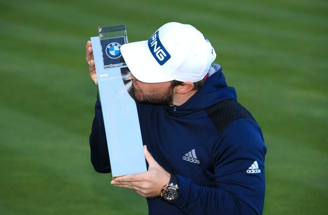 Tyrell Hatton claimed his fifth European Tour title when he won the BMW PGA Championship to break into the world's top 10