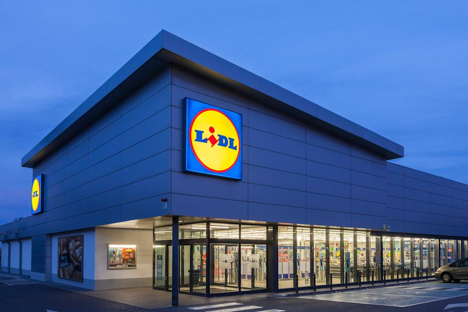 Light up your shopping trolley at LidlGetty Images