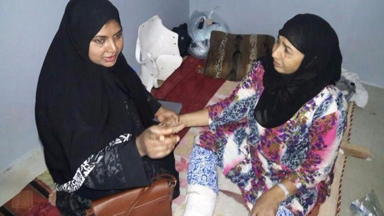 Pushed Off Building, Hyd Woman Now Faces Complaint From Saudi Man