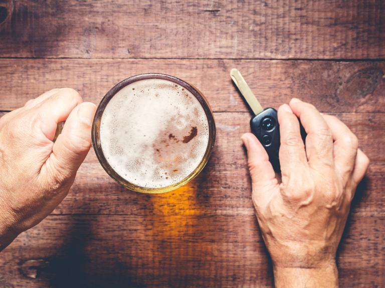 Baby boomers are more likely to drink and drive than millennials