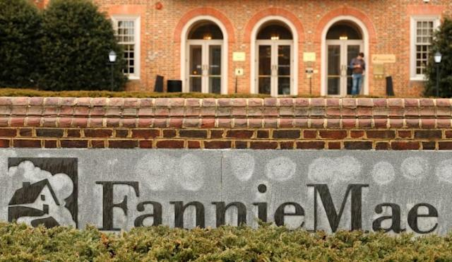 Fannie Mae headquarters is seen in Washington, DC, U.S. on February 21, 2014. REUTERS/Kevin Lamarque/File Photo