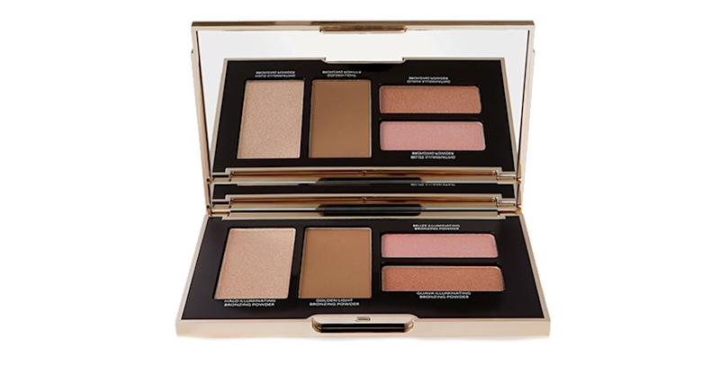 Bobbi Brown Glow Highlight and Bronzing Palette