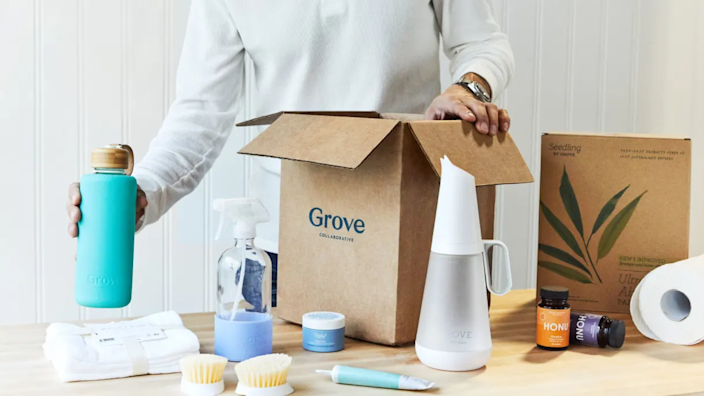 Best subscription gifts: Grove Collaborative
