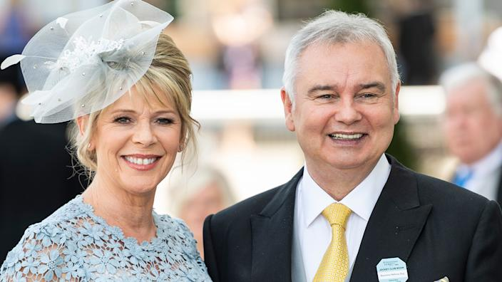 The Loose Woman presenter, who has been married for 10 years to Eamonn Holmes, recalled a sexist incident early on in her career (Image: Getty Images)