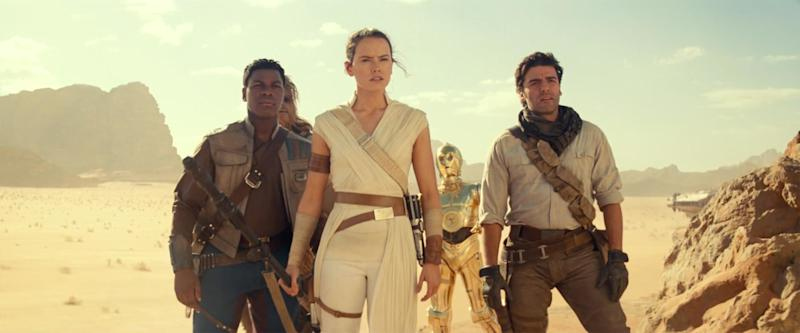 Star Wars: The Rise of Skywalker final trailer coming Monday