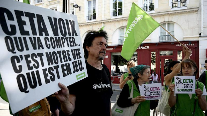 French lawmakers kick off debate on contentious EU-Canada trade deal