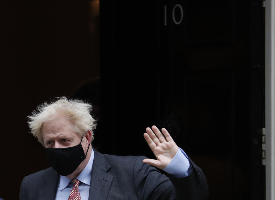 Have your say: Are you happy with Boris Johnson's personal handling of coronavirus?