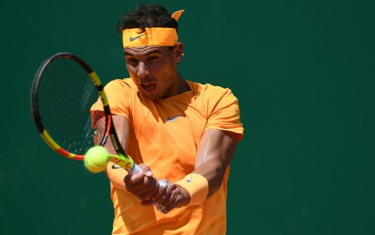 Rafael Nadal thrashed Dominic Thiem for the loss of just two games