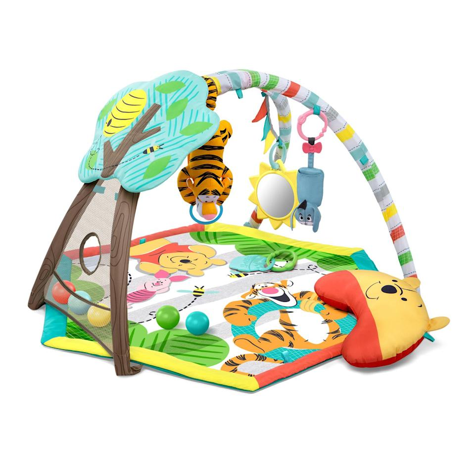 Bright Starts Disney Baby's Winnie The Pooh Happy as Can Be Activity Gym