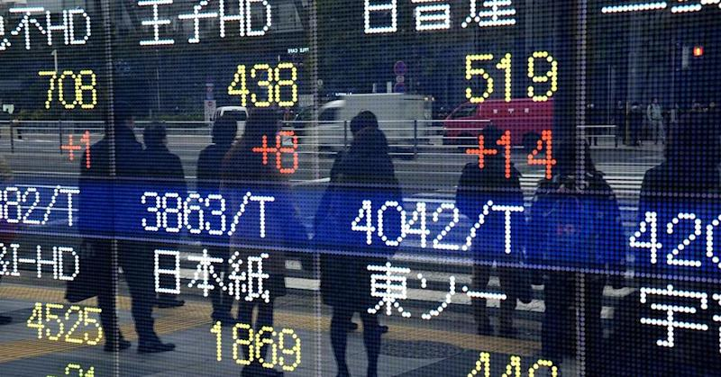 Asia set for weaker open after US sell-off