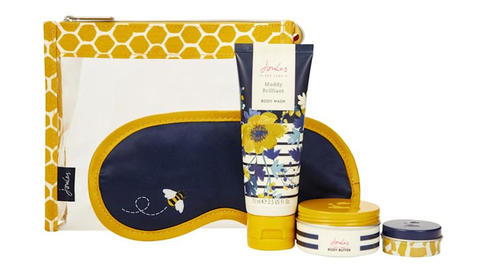 Joules I've Got To Fly Travel Gift Set