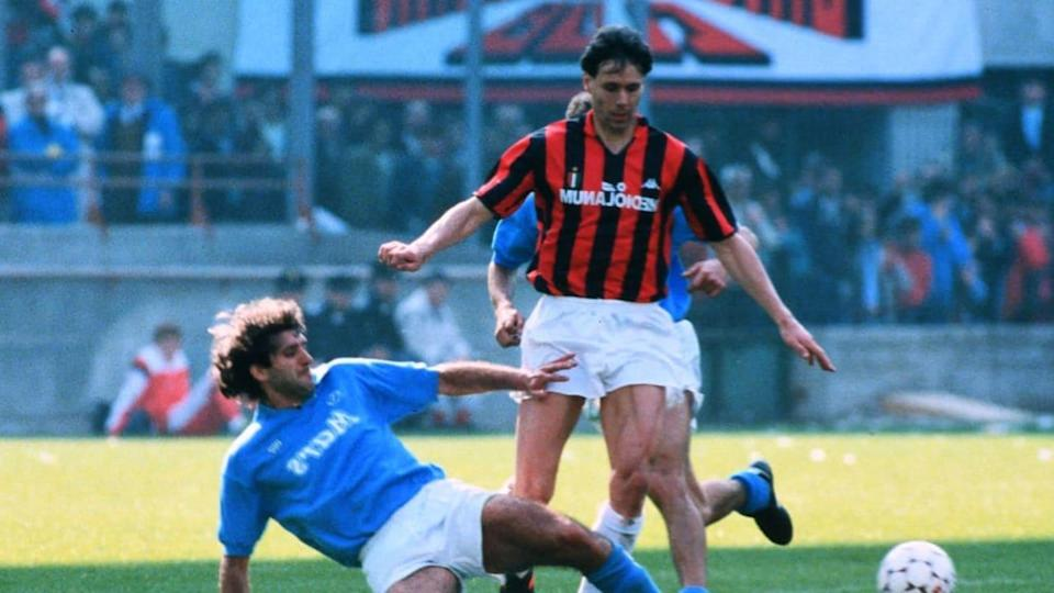 AC Milan v Napoli - Serie A | Etsuo Hara/Getty Images