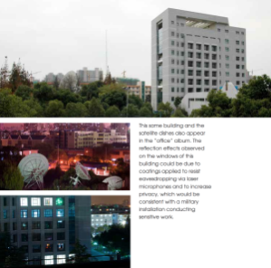 </a> Intelligence reports traced Ping's photographs of his office and matched them to satellite imagery of an army building in Shanghai, according to the CrowdStrike Intelligence Report. CrowdStrike Intelligence Report