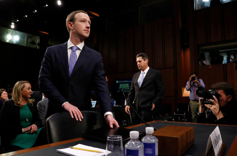 SEC is reportedly investigating how Facebook disclosed data scandal