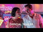 """<p>Geraldine Viswanathan is truly a superstar and <em>The Broken Hearts Gallery </em>proves it once again. The <em>Blockers </em>and <em>Miracle Workers </em>star turns her charm back on as Lucy in this rom-com that was one of the last films to be released in theaters normally in the beginning on the pandemic. It is exactly the kind of film that we need then and one that we still need now.</p><p><a class=""""link rapid-noclick-resp"""" href=""""https://www.amazon.com/Broken-Hearts-Gallery-Geraldine-Viswanathan/dp/B08HNGM4QT/?tag=syn-yahoo-20&ascsubtag=%5Bartid%7C10065.g.34978265%5Bsrc%7Cyahoo-us"""" rel=""""nofollow noopener"""" target=""""_blank"""" data-ylk=""""slk:Watch Now"""">Watch Now</a></p><p><a href=""""https://www.youtube.com/watch?v=7aokhRzwlJI"""" rel=""""nofollow noopener"""" target=""""_blank"""" data-ylk=""""slk:See the original post on Youtube"""" class=""""link rapid-noclick-resp"""">See the original post on Youtube</a></p>"""