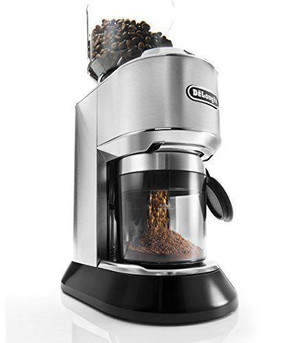 "<p><strong>De'Longhi</strong></p><p>amazon.com</p><p><strong>$199.95</strong></p><p><a href=""https://www.amazon.com/dp/B01JP0LAFE?tag=syn-yahoo-20&ascsubtag=%5Bartid%7C1782.g.32438475%5Bsrc%7Cyahoo-us"" rel=""nofollow noopener"" target=""_blank"" data-ylk=""slk:BUY NOW"" class=""link rapid-noclick-resp"">BUY NOW</a></p><p>If you're looking for something a little bit bigger, but still compact, this is a great option for you. It has an LCD panel and automatic shut-off, bringing it into the modern age, but has classic features like 18 settings for grounds and three strength settings. Commenters said they've had this for years and it's still kicking. </p>"