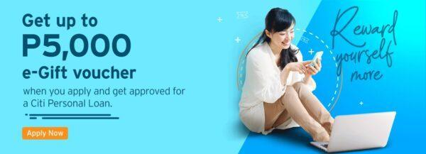 citi personal loan review - promos