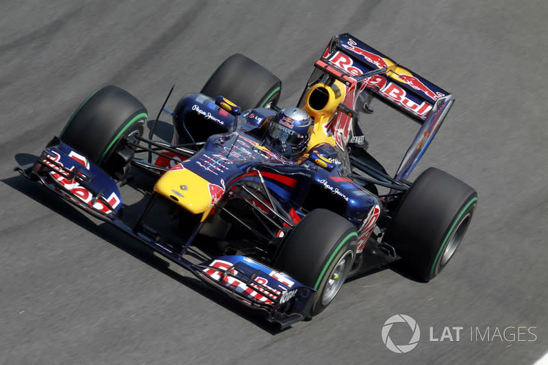 """Red Bull RB6 (2010)<span class=""""copyright"""">Steven Tee / Motorsport Images</span>"""