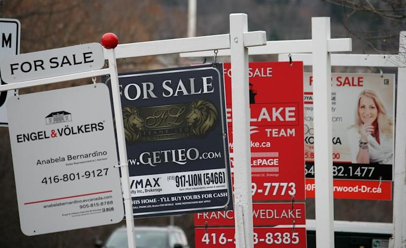 CMHC sees declines in home prices, sales, starts that will linger to end of 2022