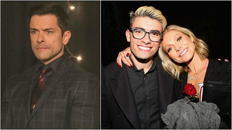 Kelly Ripa and Mark Consuelos Congratulate Son Michael on 'Riverdale' Role