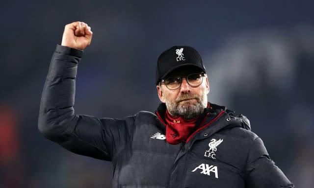 Liverpool manager Jurgen Klopp admits training cannot properly prepare his players for the intensity of a Merseyside derby (Tim Goode/PA)