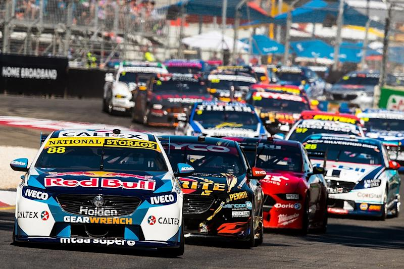 Drivers call for further Supercars aero cuts