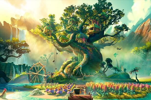 The Croods: A New Age concept art