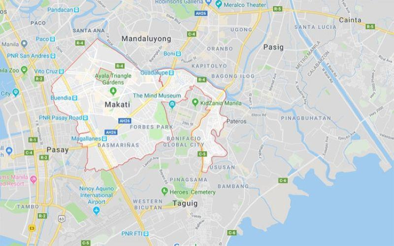 2 Koreans fall to death from Makati building