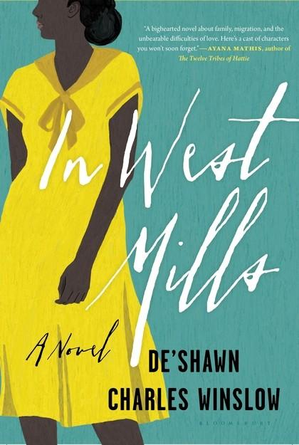 """In West Mills"" by De'Shawn Charles Winslow"