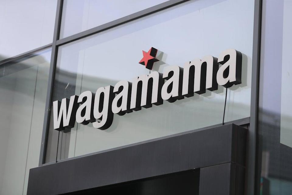 Wagamama owner The Restaurant Group has hailed very strong trading since reopening restaurants (Mike Egerton/PA) (PA Wire)