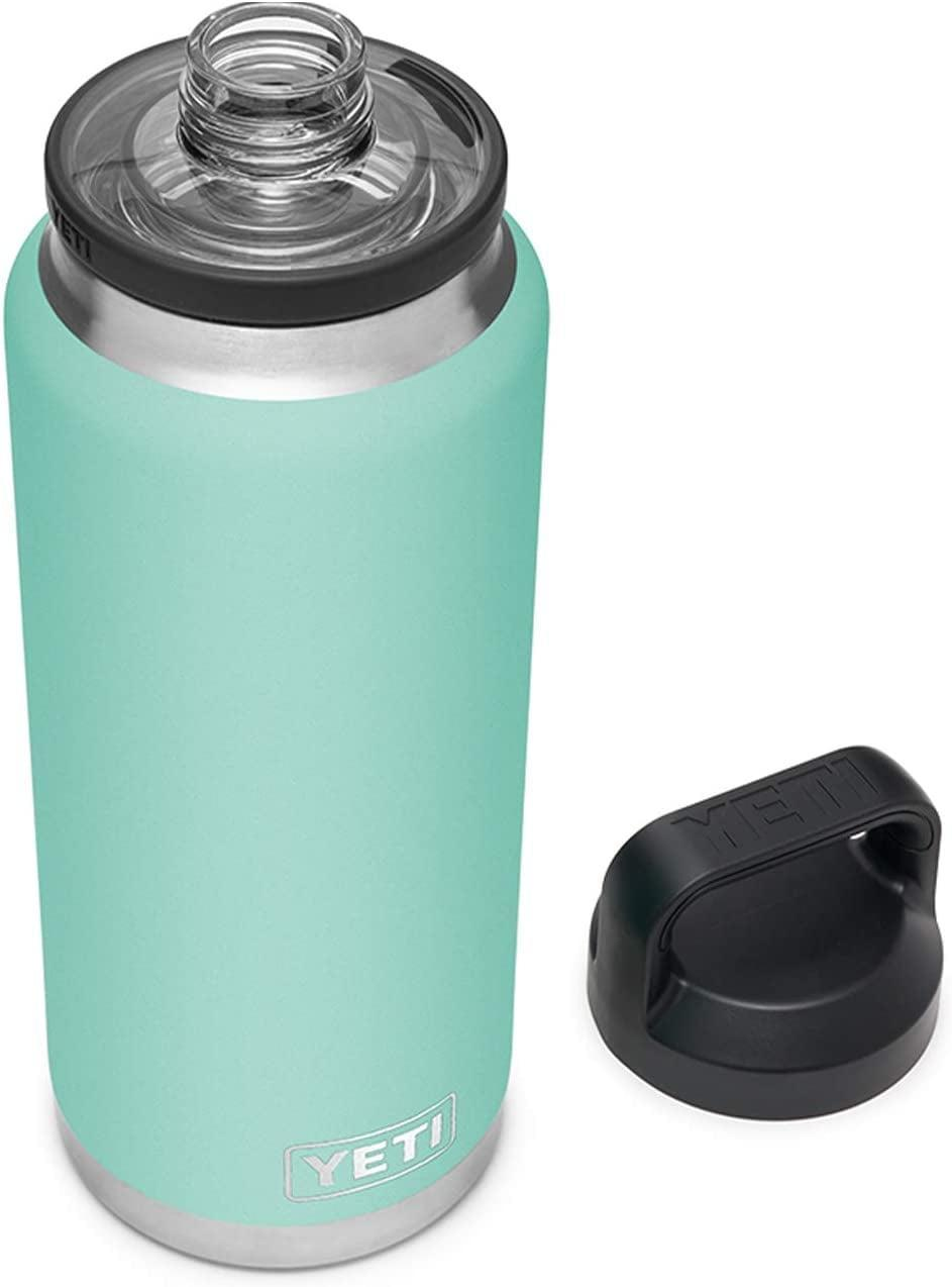 """<p>Keeping a water bottle, like the <span>YETI Rambler</span> ($50), filled up and on hand has been helping me to drink more water throughout the day. My PMS motivation? <a href=""""https://www.popsugar.com/fitness/Should-I-Drink-More-Water-My-Period-45995843"""" class=""""link rapid-noclick-resp"""" rel=""""nofollow noopener"""" target=""""_blank"""" data-ylk=""""slk:Staying properly hydrated can help with relieving issues like bloating"""">Staying properly hydrated can help with relieving issues like bloating</a>.</p>"""