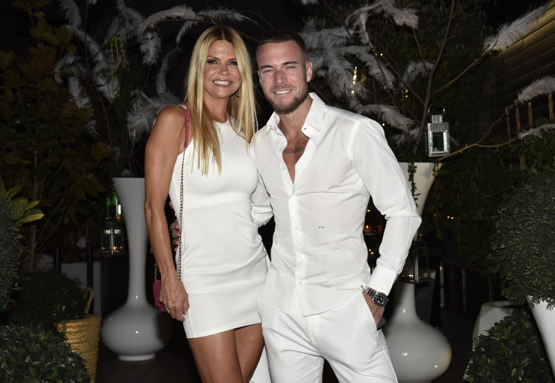 MADRID, SPAIN - JULY 27: Makoke and Tony Spina attend Ana Matamoros Birthday on July 27, 2019 in Madrid, Spain on July 27, 2019 in Madrid, Spain. (Photo by Europa Press Entertainment/Europa Press via Getty Images)