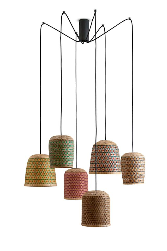 """New colorful shapes and clusters from Alvaro Catalán de Ocón's ambitious <a rel=""""nofollow"""" href=""""http://petlamp.org/"""">Lamp Project</a> approach the global problem of plastic waste with tasteful design."""