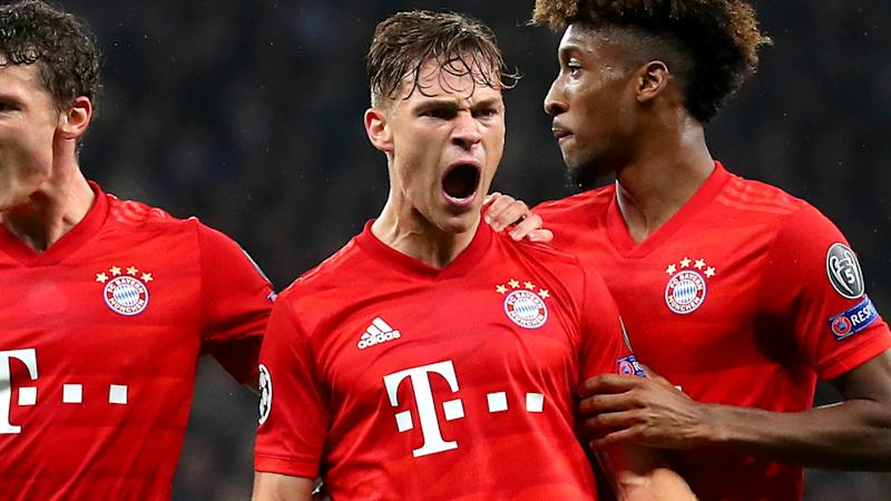 Kimmich: Players 'have a responsibility' to help fight coronavirus