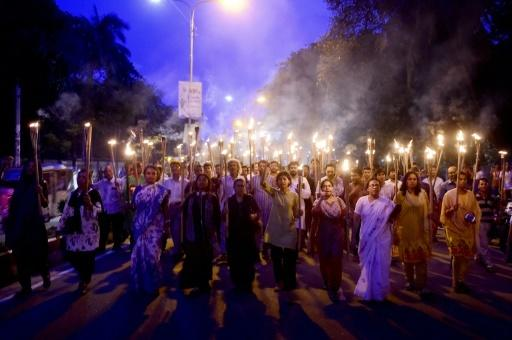 Publisher of slain atheist writer, secular blogger attacked in Bangladesh