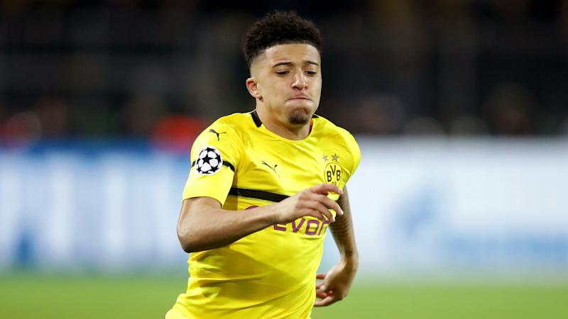 Borussia Dortmund delighted Manchester United target Jadon Sancho is staying