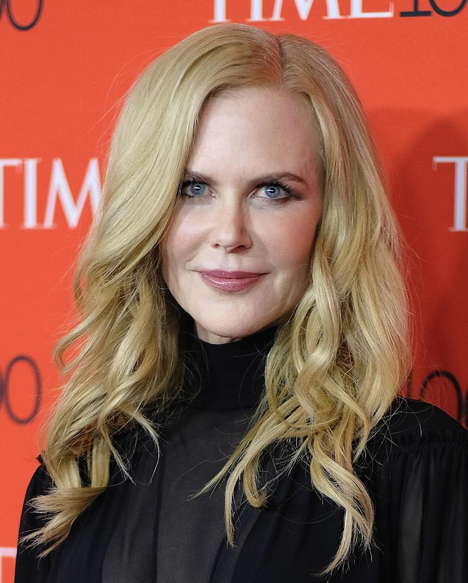 Nicole Kidman is out to 'rescue' Connor from Scientology. Photo: Getty