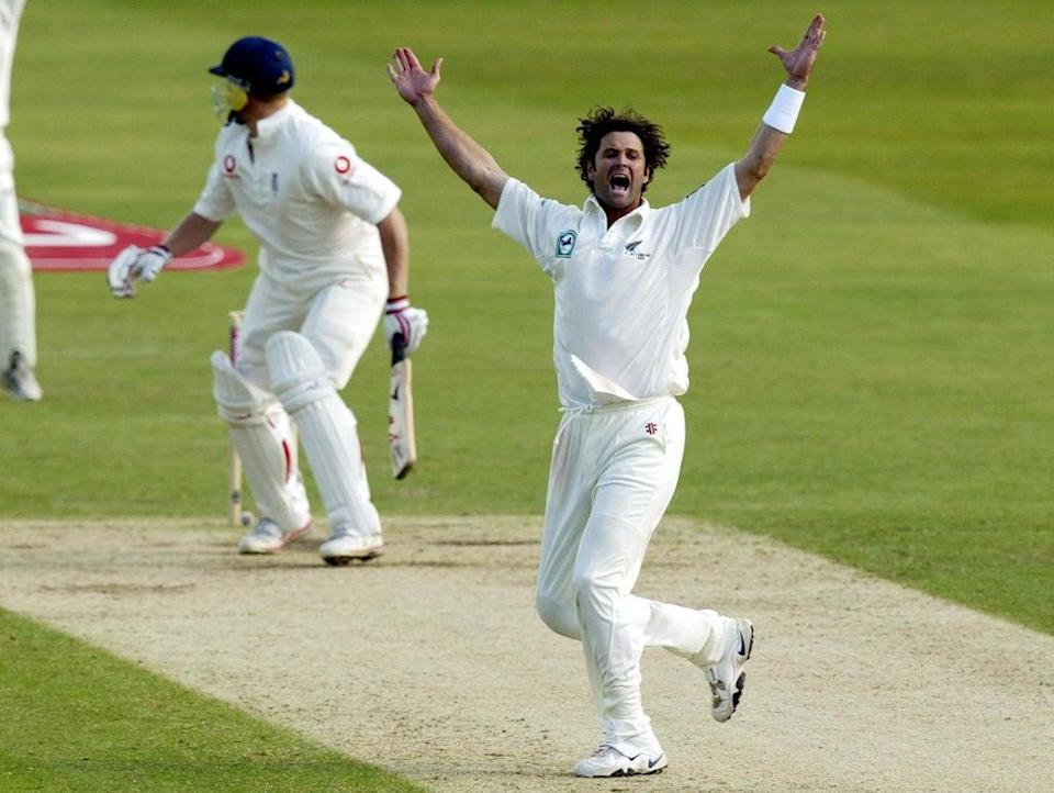 New Zealand's Chris Cairns is recovering from a spinal stroke (David Davies/PA) (PA Archive)