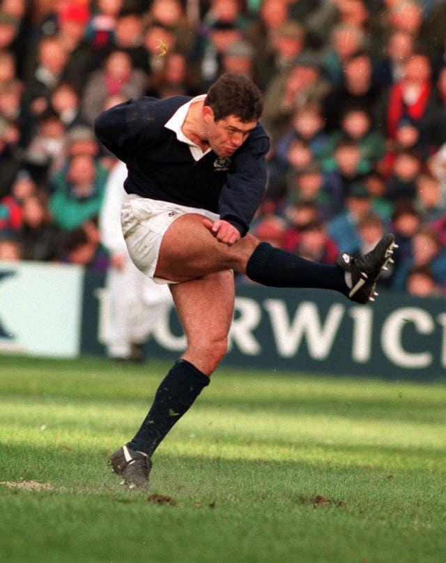Gavin Hastings was one of Scotland's greatest players