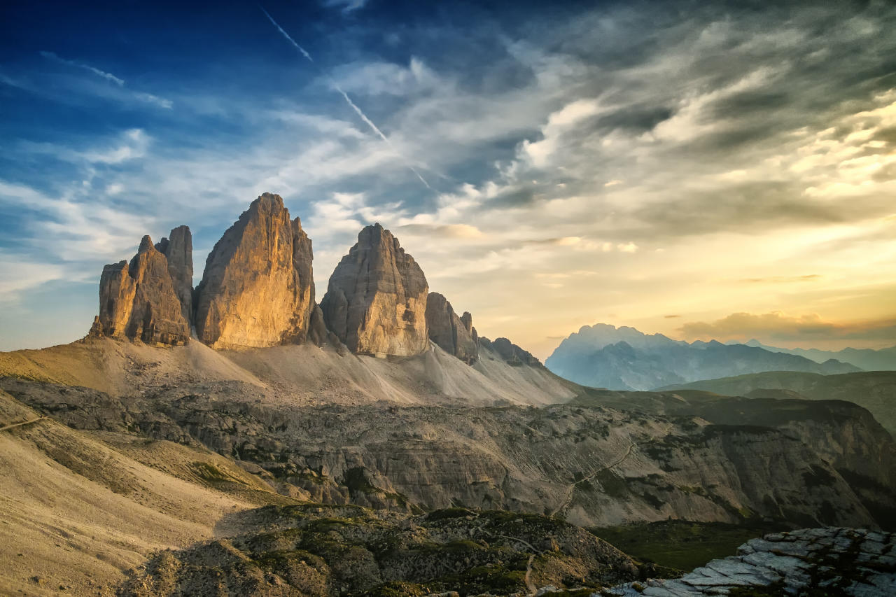 <p>Here's why the Dolomites are the place you need to visit this year.</p>