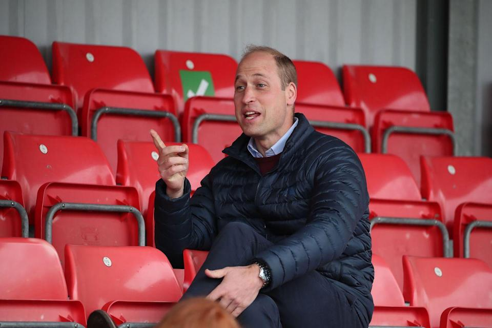 <p>Sitting in the stands during a visit to Spartans FC's Ainslie Park Stadium on May 21, 2021 in Edinburgh, Scotland. </p>