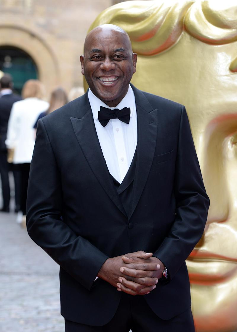 Ainsley Harriott discovered far more than he was expecting on the show (Eamonn M. McCormack/Getty Images)