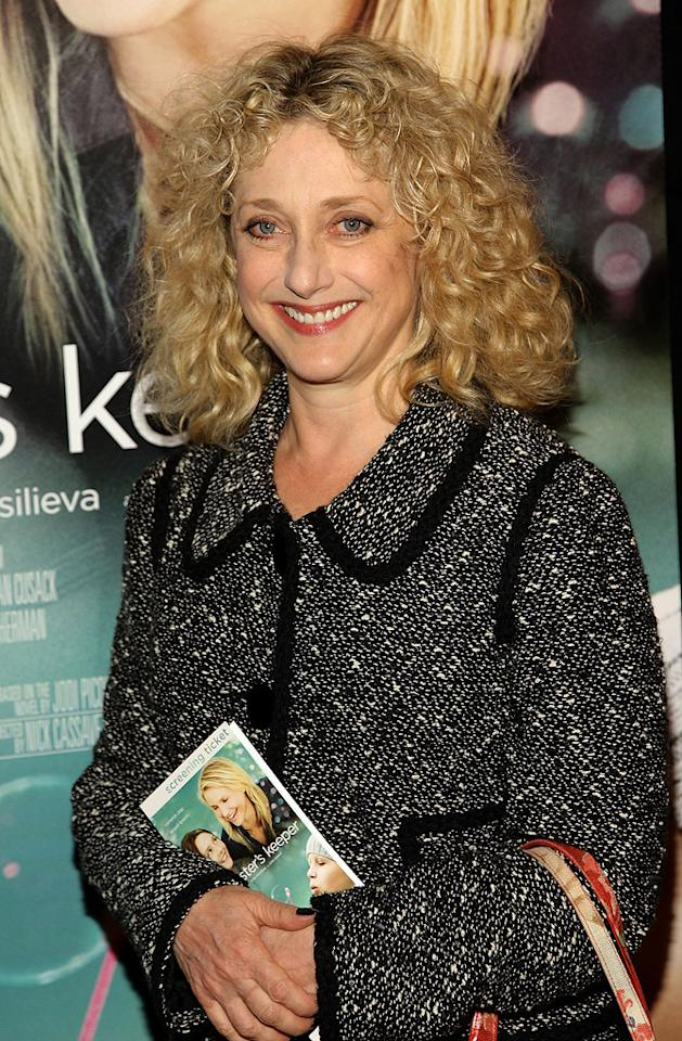 """<a href=""""http://movies.yahoo.com/movie/contributor/1800020210"""">Carol Kane</a> at the New York City premiere of <a href=""""http://movies.yahoo.com/movie/1810003155/info"""">My Sister's Keeper</a> - 06/24/2009"""