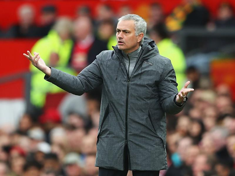 Mourinho has a habit of naming and shaming his players in public: Getty