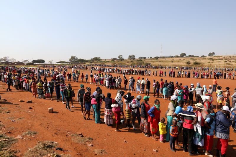 How inequality and poverty undermined South Africa's COVID response