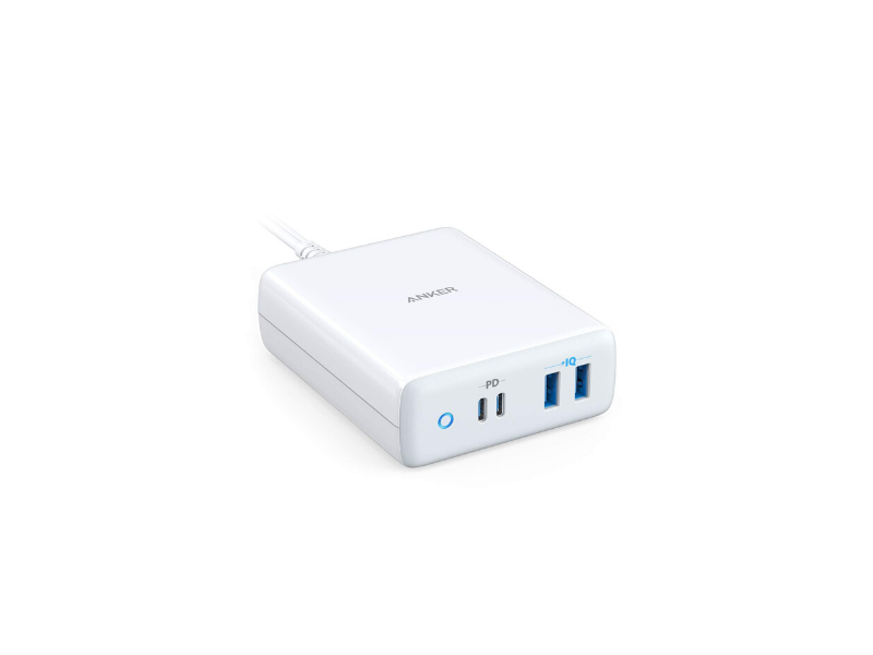 This Anker USB-C Charging Station is one of the most versatile chargers on the market. (Photo: Amazon)