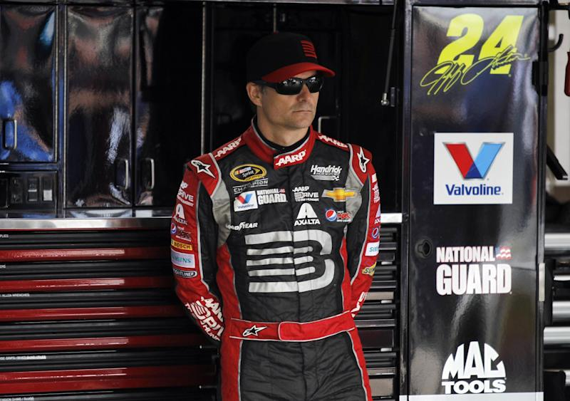 Hamlin, Logano back at Fontana after fateful wreck